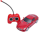 Mercedes Benz SLS AMG Red 8 Years+, Amazing remote controlled toy car for your...