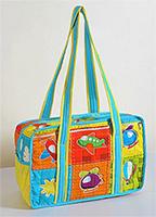 Buy Swayam - Digitally Aeroplane Printed Baby Bag