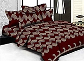 Weaves Senses Double Bed Sheet