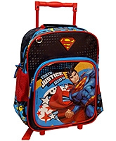 Trolley School Backpack 5 Years+, 30 x 25 x 12 cm, An amazing trolley backpa...