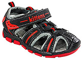 Kittens - Velcro Design Sandals