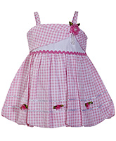 Infancy - Singlet Frock With Bloomer