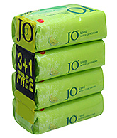 Jo Lime With Glycerine Soap Pack