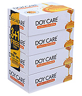 Doy Care Honey and Glycerine Soap Pack
