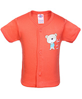 Zero -  Short Sleeves Top Orange