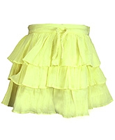 Shopper Tree - Three Tiered Ruffle Skirt