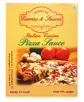 World of Curries & Sauces Ready To Cook Italian Cuisine Pizza Sauce