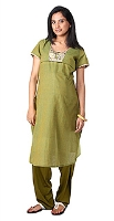Morph - Maternity And Nursing Salwar Kameez Set