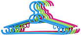 Buy Fab N Funky - Colorful Clothes Hanger Set of 6