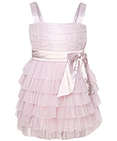 Little Darling - Singlet Multi Layered Party Dress