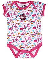 Hello Kitty - Pack of 2 Pink Onesies