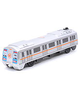 Metro Train CT 095 3 Years+, Safe non toxic pull back and go toy for lo...