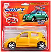 Swift Car CT 114 3 Years+, Safe non toxic pull back and go toy for lo...