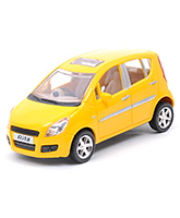 Maruti Ritz Car CT 123 3 Years+, Safe non toxic pull back and go toy for lo...