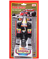 Marlboro Racer Car CT 072 3 Years+, Safe non toxic pull back and go toy for lo...