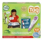 Leap Frog - The Cat In The Hat By Dr. Seuss Tag Reading System