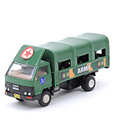DCM Army Truck CT 105 3 Years+, Safe non toxic pull back and go toy for lo...