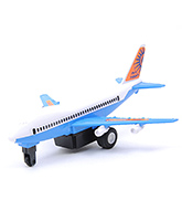 Jet 747 CT 021 3 Years+, Safe non toxic pull back and go toy for lo...
