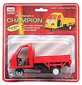 Mahindra Champion Tempo CT - 111 3 Years+, Safe Non Toxic Pull Back And Go Toy For Lo...