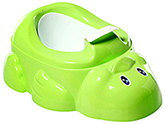 Chicco - Anatomic Potty with Inner Potty Pot Duck Green