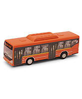 Low Floor Bus  CT 132 3 Years+, Safe Non Toxic Pull Back And Go Toy For Lo...