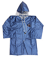 Minister - Plain Blue Raincoat