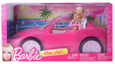 Glam Convertible And Barbie Doll Set Barbie Car To Have For Cruising Around And Having Lo...