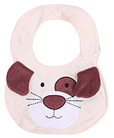 Cat Face theme Baby Bib