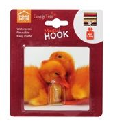 Home Decor Line Magic Hook - Ducklings