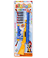 Soft Shoot Air Gun 6 Years+, Dazzling Air Gun With Soft Darts For Your ...