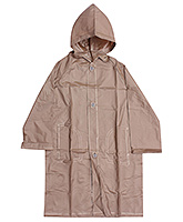 Buy Minister - Plain Brown Raincoat