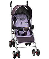 Buy Fab N Funky Baby Stroller - Purple