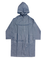 Buy Minister - Plain Grey Raincoat