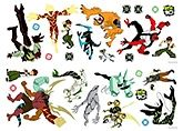 Wall Paper & Sticker - Ben10 Wall Sticker - Decofun