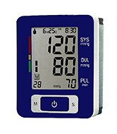 JSB Digital Wrist Type BP Monitor DBP04