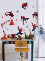 Spider Man 3 Wall Sticker - Kids Deco Transform Your Room In Minutes!