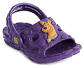Scooby Doo - Back Strap Sandals