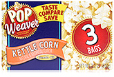 Pop Weaver Kettle Corn