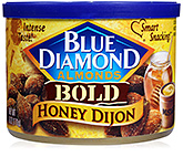 Blue Diamond Almonds Bold Honey Dijon