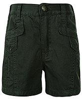 Envy - Casual Dark Green Shorts