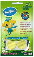 Runbugz - Plain Anti Mosquito Patches