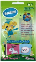 Runbugz - Animal Design Anti Mosquito Patches