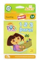 Leap Frog - Tag Junior - Nickelodeon Dora The Explorer - Counting 123 Dora