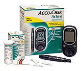 Accu-check Active Meter With 10 Strips