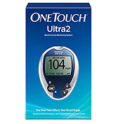 One Touch Ultra II Meter