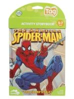 Buy Leap Frog - Activity Storybook - The Amazing Spider-Man - The Lizards Tale