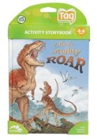 Buy Leap Frog - Activity Storybook - T Rexs Mighty Roar