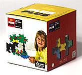Plus Plus - Midi Basic Building Blocks 100 Pack - 3 Years+