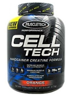 Muscletech Celltech Hardgainer Creatine Formula - Orange