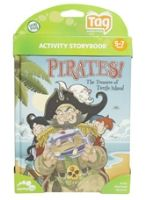 Buy Leap Frog Activity Storybook  Pirates The Treasure Of Turtle Island